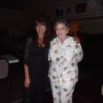 Showing Off Their Pajamas at the Atlantic Club Formal Pajama Party