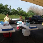 The Atlantic Club Family Fun Day Cookout