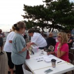 Registering for the Walk/Run for Recovery Event