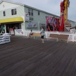 Walk/Run for Recovery in Ocean City Booth